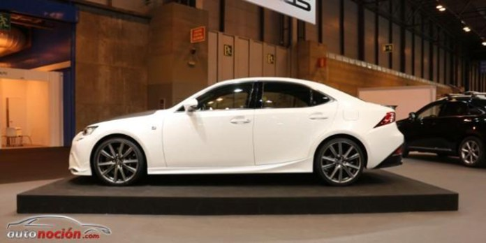 Lexus IS 25 Aniversario 3