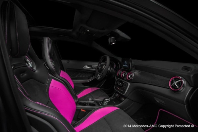 Mercedes A45 AMG Erika by AMG Performance Studio 5