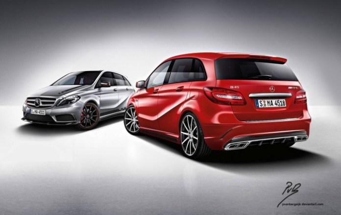 Mercedes-Benz-B45-AMG