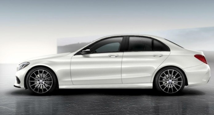 Mercedes-Benz C-Class with Night Package (2)