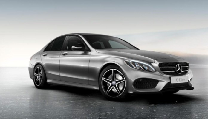Mercedes-Benz C-Class with Night Package (4)