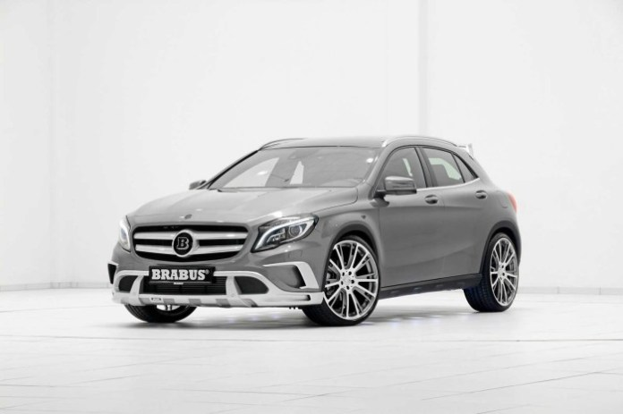 Mercedes-Benz GLA by Brabus (1)