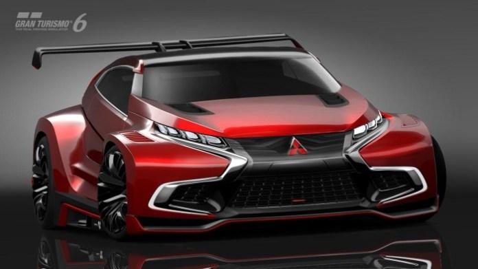 Mitsubishi Concept XR-PHEV Evolution Vision Gran Turismo (22)