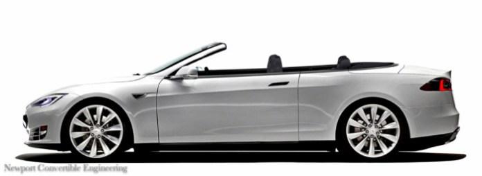 NCE_tesla model s cabrio