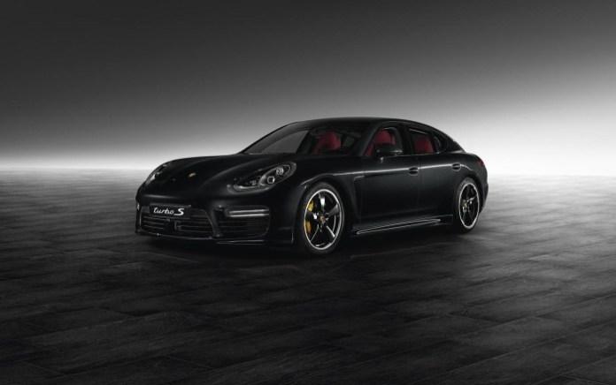 Panamera Turbo S by Porsche Exclusive 1
