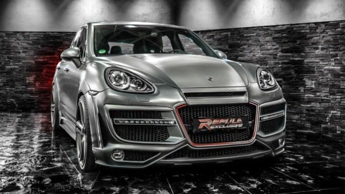 Porsche Cayenne by Regula Exclusive 1