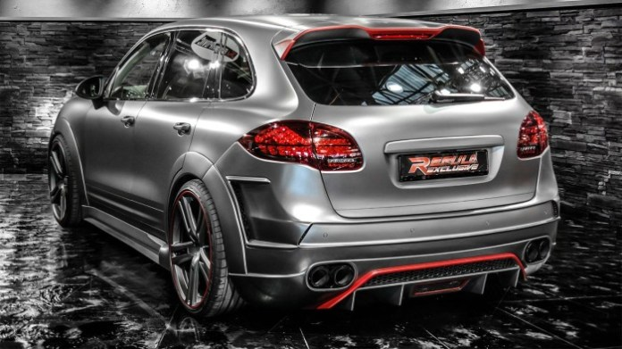 Porsche Cayenne by Regula Exclusive 4
