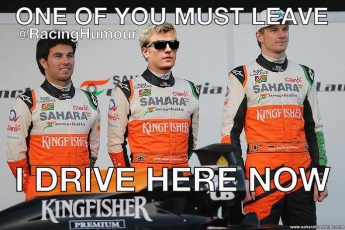 Raikkonen Force India