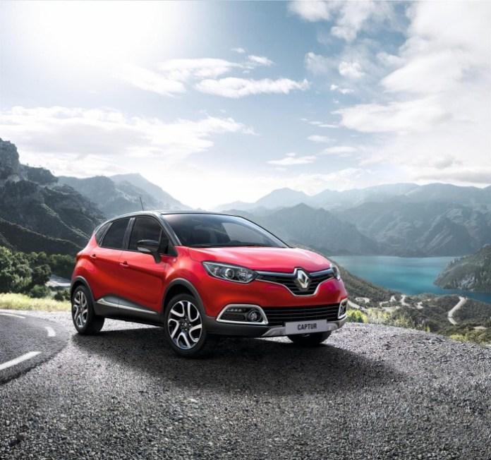 Renault Captur Helly Hansen special edition 21