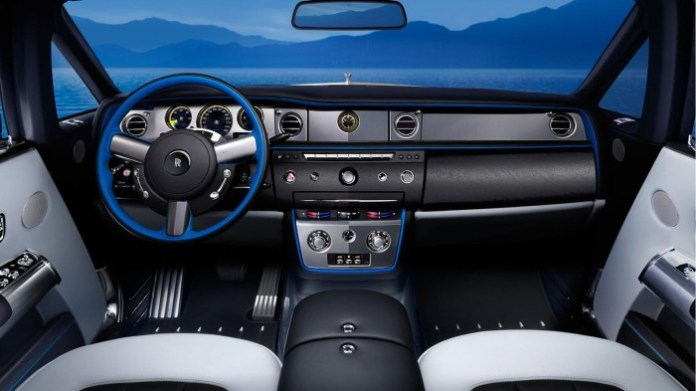 Rolls-Royce Phantom Drophead Coupe Waterspeed Collection 1