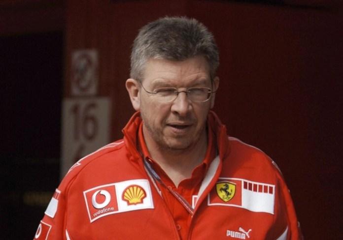 Ross Brawn Ferrari