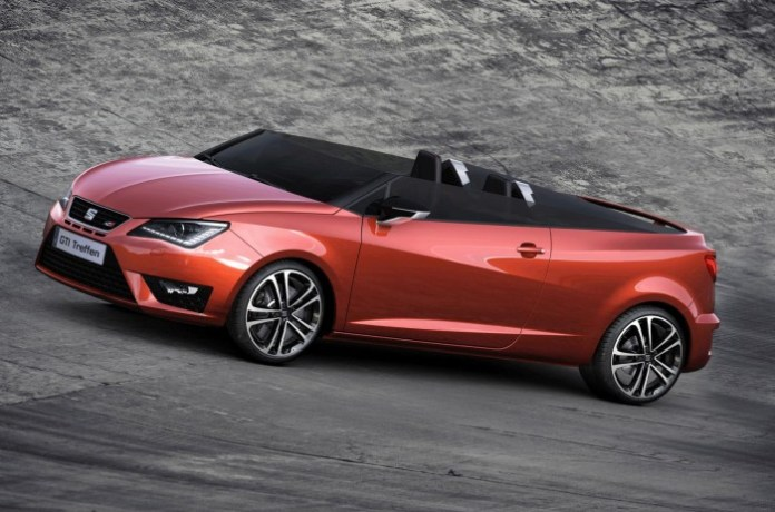 Seat Ibiza Cupster concept 1