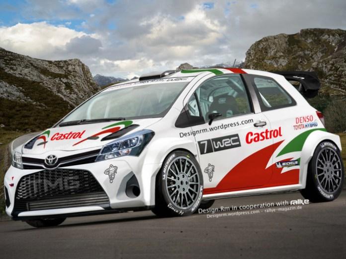 Toyota Yaris WRC 1