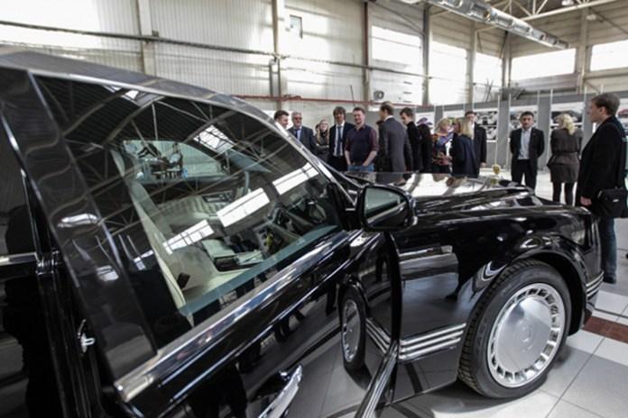 Vladimir Putin new limo 03