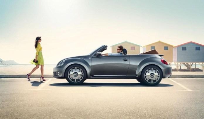 Volkswagen Beetle Cabriolet Karmann Edition (2)