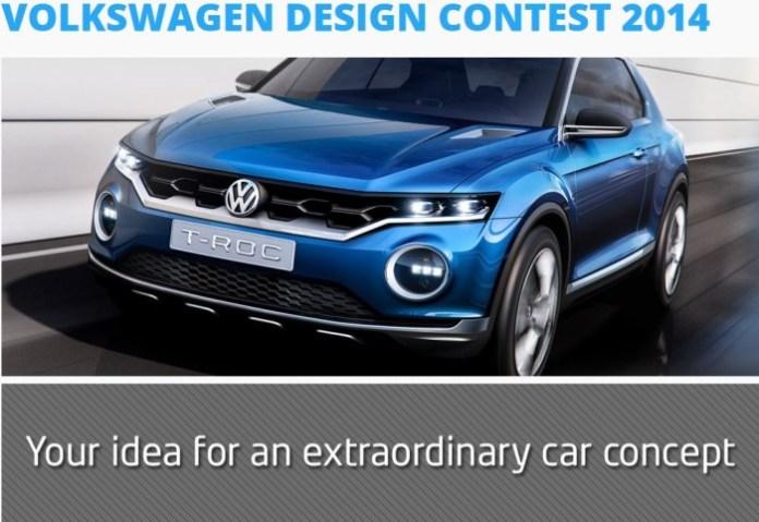 Volkswagen Design Contest 2014