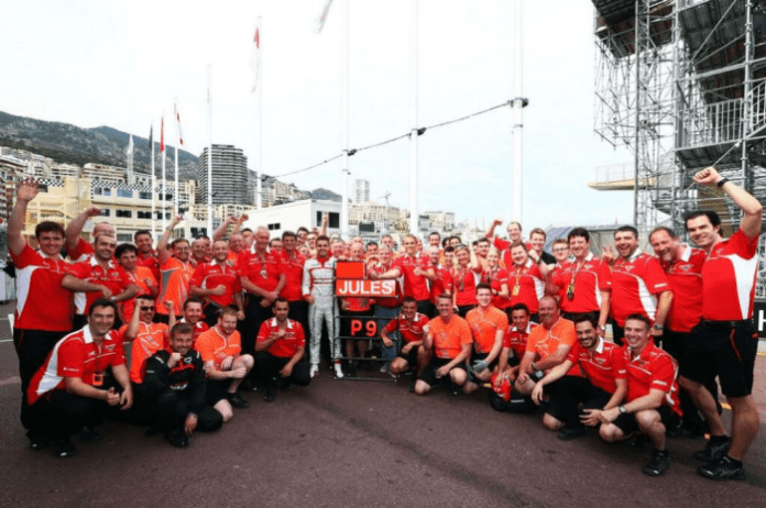 marussia points