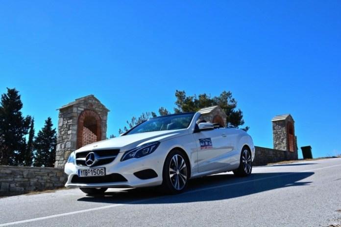 Mercedes-Benz E-Class Cabliolet (E200)