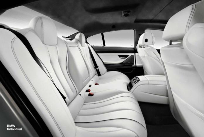 BMW Individual 6-Series Gran Coupe 2
