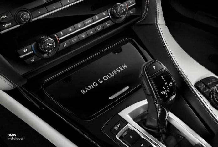 BMW Individual 6-Series Gran Coupe 4