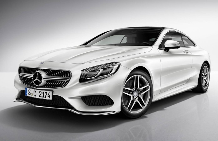 Mercedes-Benz S-Class Coupe AMG Line 2014