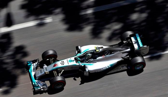 Mercedes Monaco 2014