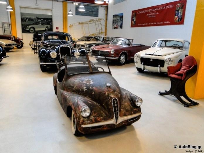 Corrado Lopresto Cars Collection
