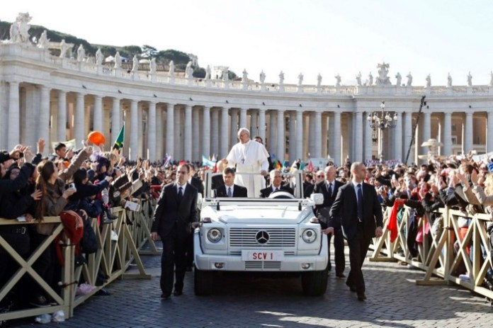 popemobile