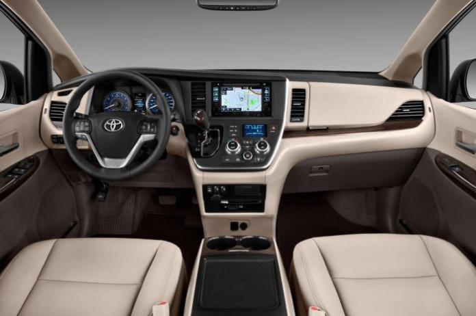 2015 Toyota Sienna 31