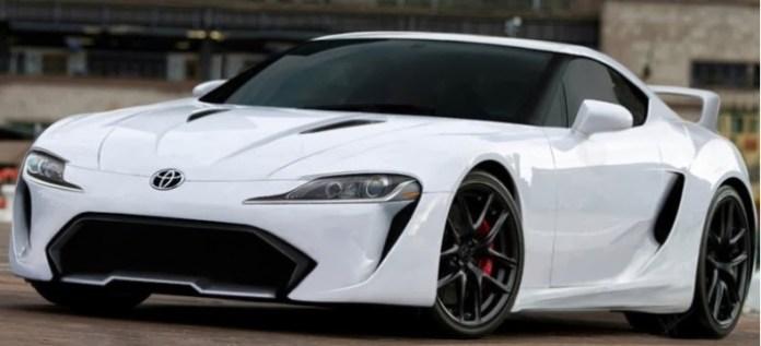 2015 Toyota Supra Rendering 01
