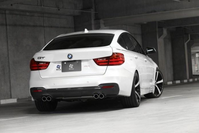 BMW-3-GT by 3D-Design