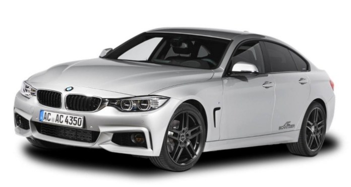 BMW 4 Series Gran Coupe by AC Schnitzer (1)