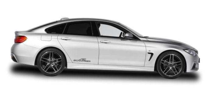 BMW 4 Series Gran Coupe by AC Schnitzer (2)