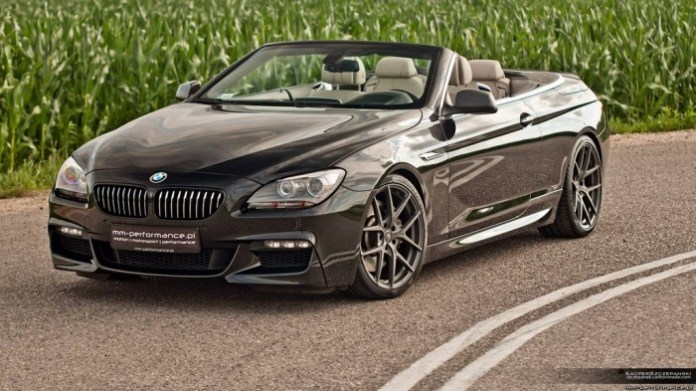 BMW 6-Series Convertible by MM Performance