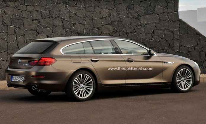BMW 6-Series Gran Tourer (2)