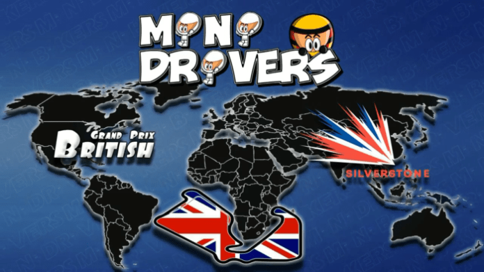 British GP 2014 Minidrivers
