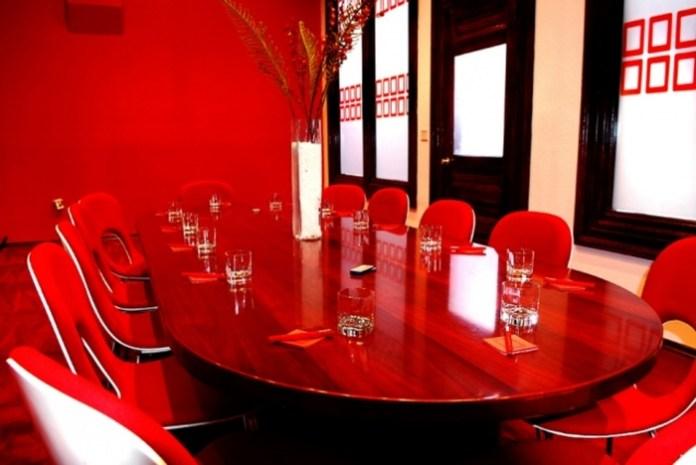 Ferrari Conference Room