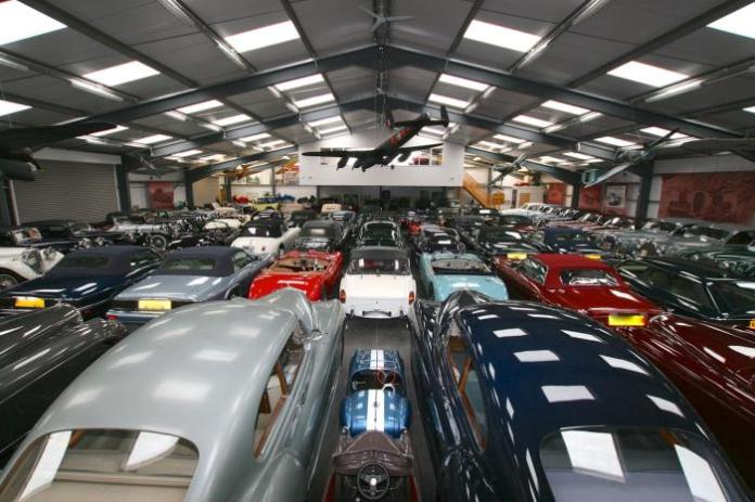 Jaguar Land Rover James Hull Collection (2)
