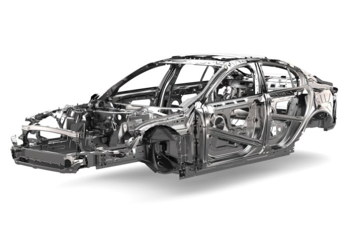 Jaguar XE Chassis (1)