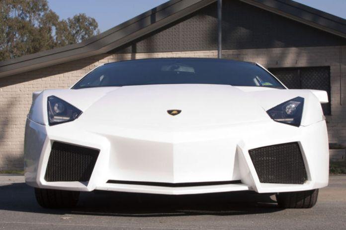 Lamborghini Reventon replica (5)