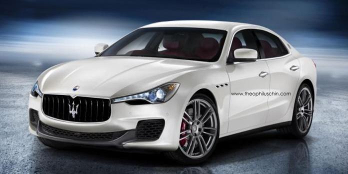 Maserati BiTurbo rendering (1)