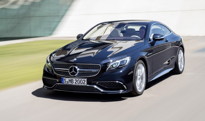 Mercedes-Benz S65 AMG Coupe 2015