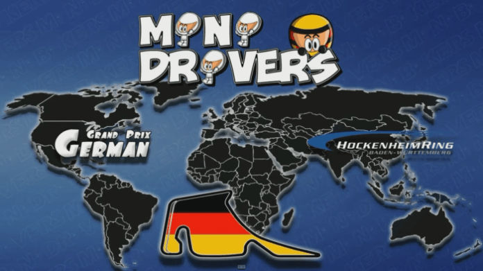 MiniDrivers German GP 2014