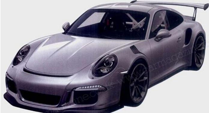 Porsche 911 GT3 RS (1)