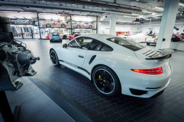 Porsche Exclusive 911 Turbo S GB Edition (1)