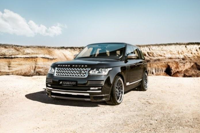 Range Rover by Hamann (1)