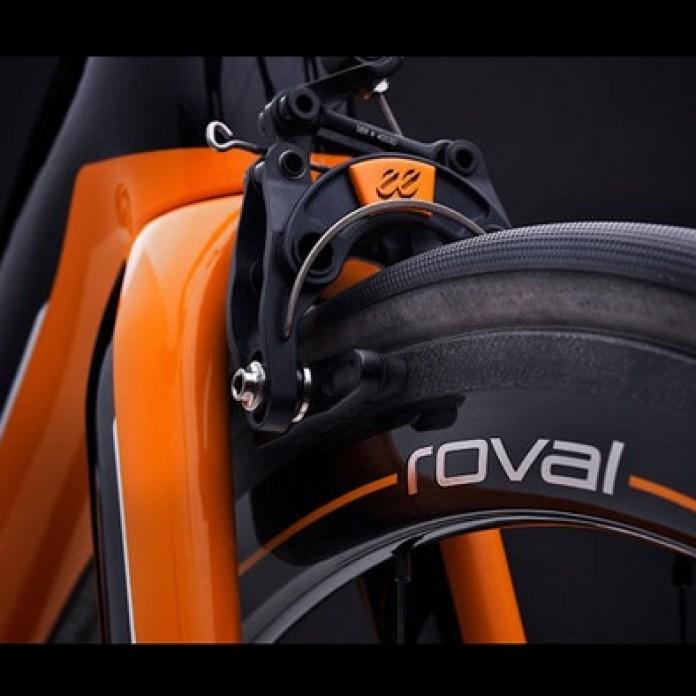 S-Works McLaren Tarmac bicycle