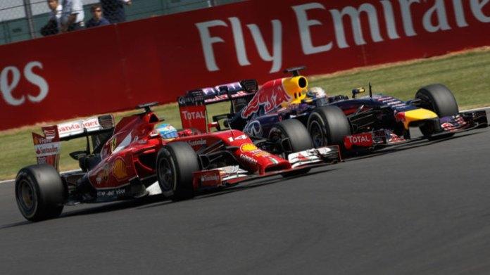 Vettel-Alonso
