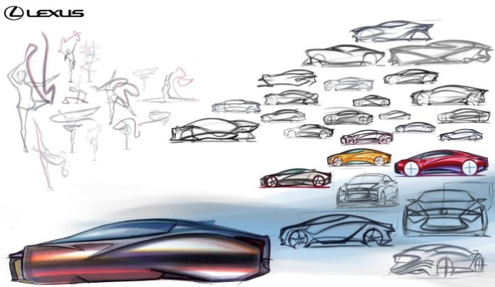 2015 Lexus Design Award Competition