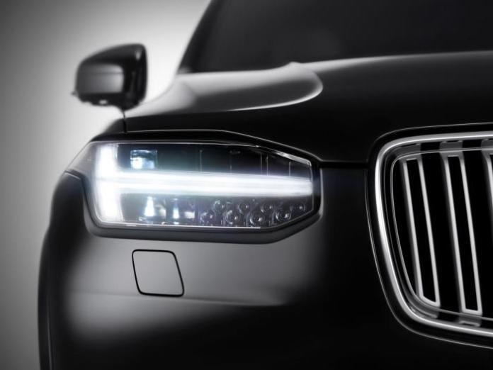 2015 Volvo XC90 1
